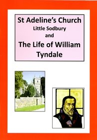 Front cover of Tyndale booklet