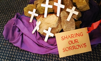 sharing our sorrows