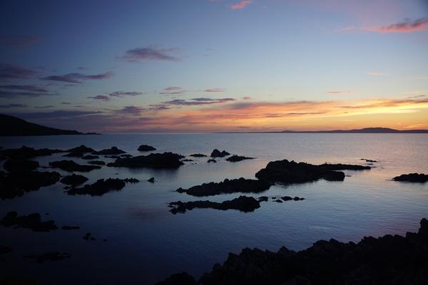sunset theme